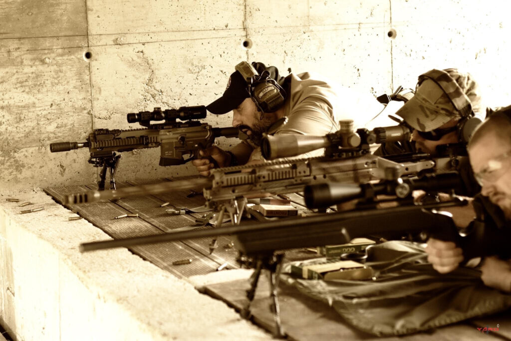 Precision Marksman Course