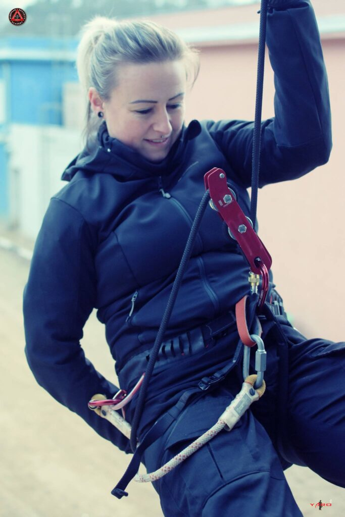Tactical Rappelling Course