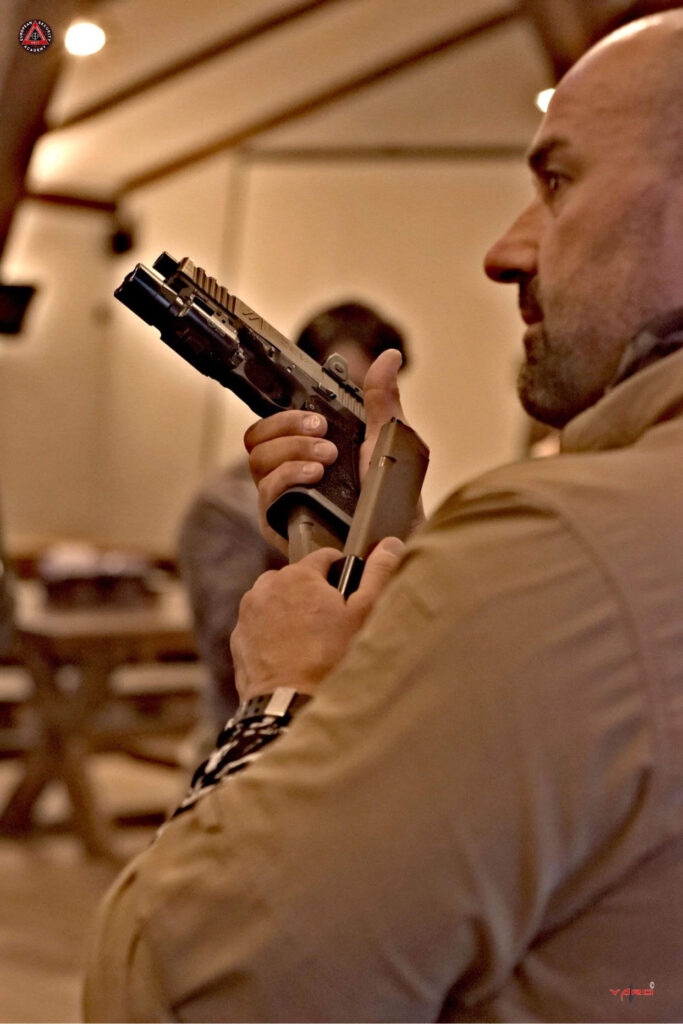 pistol course