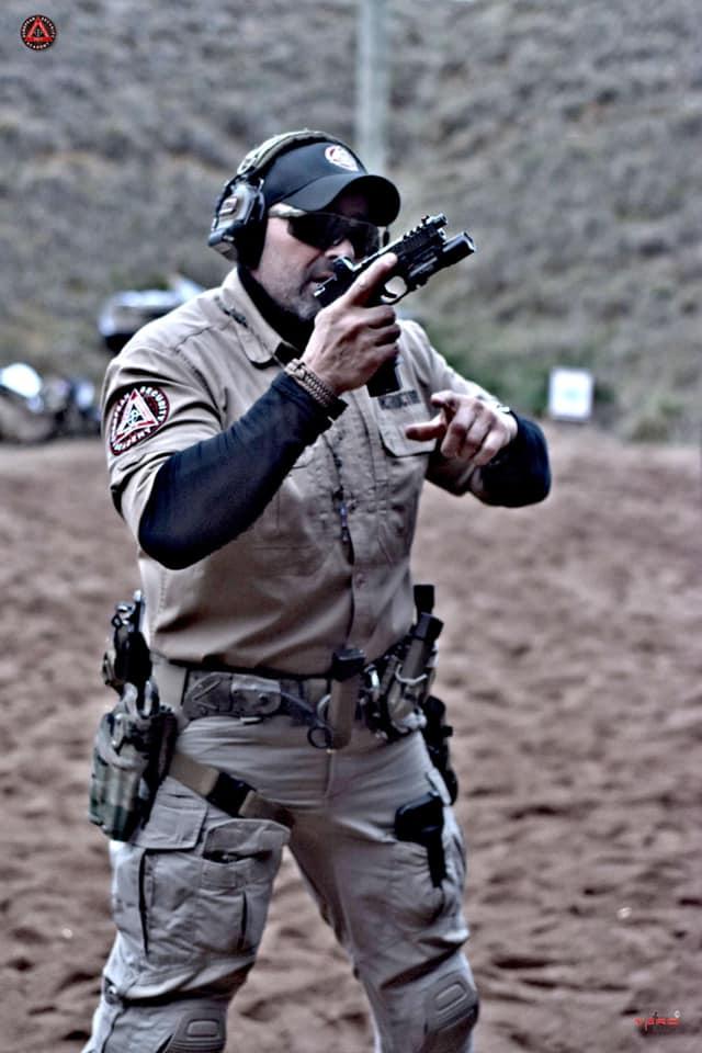 ESA Pistol Shooting Instructor Course