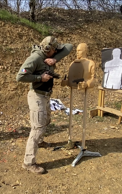 Concealed Carry Pistol Course