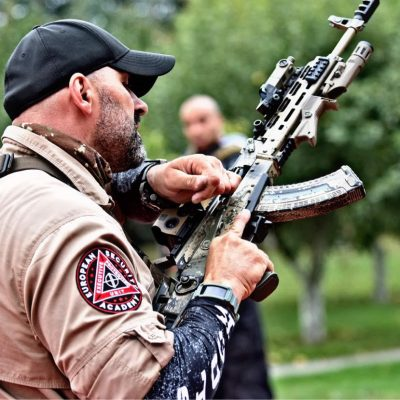ESA Carbine Shooting Instructor Course